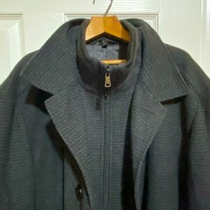 Authentic Hugo Boss Mens Coat